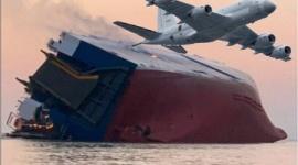 米国で転覆した韓国船、「日本船は転覆の直接的原因ではない」