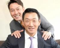 金本知憲と新井貴浩の最新画像がこれ