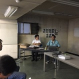 『9/29 大阪支店 安全衛生会議』の画像