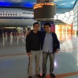 『4年ぶりの北京&藍天城』の画像