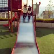 渋谷凪咲と小谷里歩の「お尻ぶつけた~痛い」「立てるかー」「えへへ」このやりとり可愛すぎて癒されるwww[画像・GIFあり] アイドルファンマスター