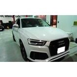 『【スタッフ日誌】Audi RSQ3にフットレストを取付させて頂きました』の画像
