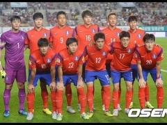 """韓国、FIFAランキング53位に """"4ランクアップ""""!日本は55位…"""