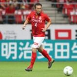 『京都 闘莉王 J2京都入り決定的!名古屋との対戦実現へ』の画像