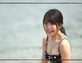 AKB『ゆいはんの夏休み』でゆいはんヌーブラやニップレス見えまくりなんだが・・・いいのこれ?