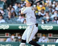 阪神 佐藤輝は3球三振で58打席連続無安打 投手を含めたセ・ワースト記録更新