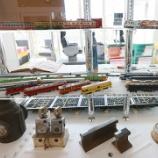『「しばうら鉄道工学ギャラリー」が新豊洲の附属中高に5月21日(日)オープン』の画像