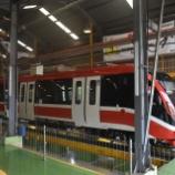 『オールインドネシア!!国産LRTジャボデベック自走試運転開始(10月下旬~)』の画像