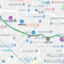 金岡神社の参道⑱竹内街道・長曽根~金岡(堺市・北区)