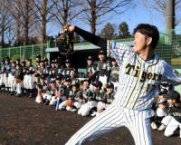 【阪神】岩貞、熊本っ子を甲子園に「招待できれば」 誓った地元への恩返し