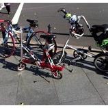 『たのしかった自転車女子会男子含む@w@ノ』の画像