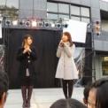 東京大学第63回駒場祭2012 その81(ミス東大2010&2011・加納舞&諸國沙代子)