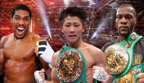 井上尚弥が全階級ナンバー1のKOパンチャーに選出(海外ボクシングファンの反応)
