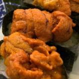 『【北海道ひとり旅】網走市 かに源『網走産のウニが絶品過ぎる回転しない回転寿司』』の画像