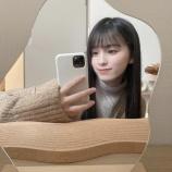 『【乃木坂46】可愛いなあ・・・自宅での大園桃子の様子がこちら・・・』の画像