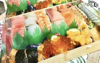 『四條畷 163沿いにある国技館寿司 ネタ大価格小大将のキャラの癖が…』の画像