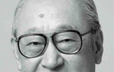 『佐治敬三氏(サントリー)を知る』の画像