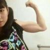 HKT今村麻莉愛の筋肉がヤバイwwwwwwwwwww