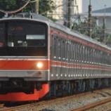 『当面10連で営業入りか?205系埼京線ハエ24編成出場試運転(7月2日)』の画像