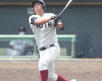 ドラフト候補大阪桐蔭・西野力也が地区大会2回戦でまさかの4打席ノーヒット 「球が遅すぎた」