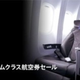 『8月29日0時から24時間限定「ANAにキュン!」プレミアムクラスは最大20,000円値下げ!』の画像