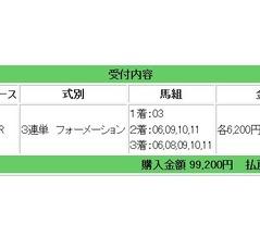 今週の菊花賞週は5万円開始のコロガシ週となります。