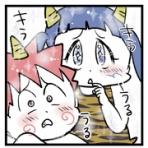 オニハハ絵日記。【日常育児絵日記】