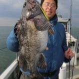 『2月 7日 釣果 スーパーライトジギング メバル中心に全部で100匹超』の画像