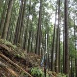 『林道工事でGNSS!』の画像