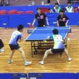 『◇仙台卓球センタークラブ◇ 第35回全日本クラブ卓球選手権大会 結果』の画像