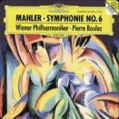 ブーレーズ&VPOのマーラー「交響曲第6番」