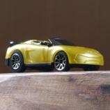 『バタット Driven プルバックカー WH1125Z 黄色い車』の画像