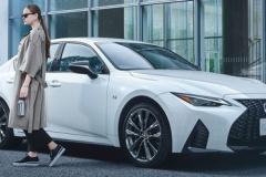 レクサス「IS」特別仕様車が10月発売、価格565~700万円