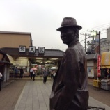 『葛飾は柴又の商店街』の画像