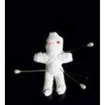呪いのブードゥー人形