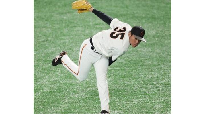 巨人・桜井俊貴 交流戦防御率1.32