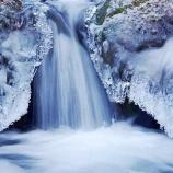 『冬の清流』の画像