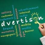 去年の広告費 テレビ地上波は4年ぶり減少
