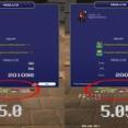 FF14 パッチ5.05アメノミハシラHP調整/スコア計算検証
