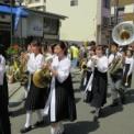 2015年横浜開港記念みなと祭国際仮装行列第63回ザよこはまパレード その73(神奈川朝鮮中・高級学校)