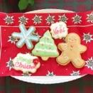 ♡クリスマス♡ アイシングクッキー