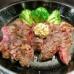 いきなりステーキイオン富津店でCABアンガス牛サーロインステーキ