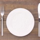 『1日1食にした俺の身体の変化がイヤすぎる』の画像