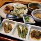 もく庵 十割蕎麦 山菜特別料理 @ 美山 京都