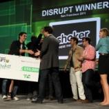 『TechCrunch Disrupt優勝はShaker【湯川】』の画像