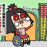 『車いすで欽ちゃんの仮装大賞に挑戦!その1〜東京さ行きてぇずらの巻〜』の画像