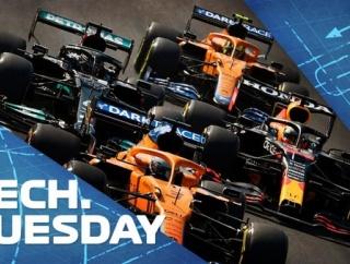 F1技術解説:低ドラッグのモンツァでマクラーレンがショッキングな1-2フィニッシュを達成した理由とは