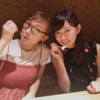 みるきー、やらかしの大先輩である元モー娘。加護亜依と食事!!!