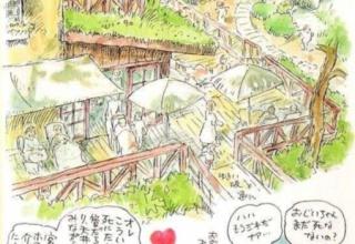 【ジブリ】宮崎駿が描く理想の老後(画像あり)