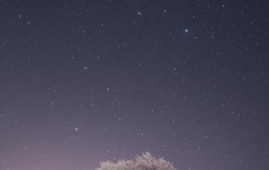 『天文ガイド、月例コンテスト』の画像